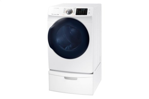 DV45K6200EW Electric Front-Load Dryer, 7.5 cu.ft