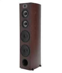 High performance tower with two 5 1/4-inch drivers & two 8-inch woofers.