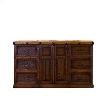 Nogal/Walnut Don Carlos Dresser