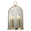 Lowell Wall Sconce - Aged Brass Product Image