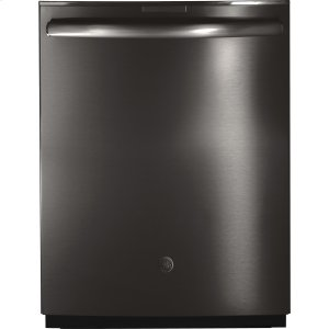 GE ProfileGE Profile™ Stainless Steel Interior Dishwasher with Hidden Controls