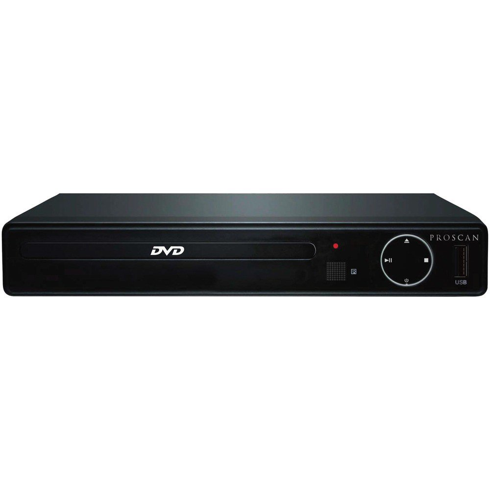 HDMI(R) 1080p Upconversion DVD Player with USB Port