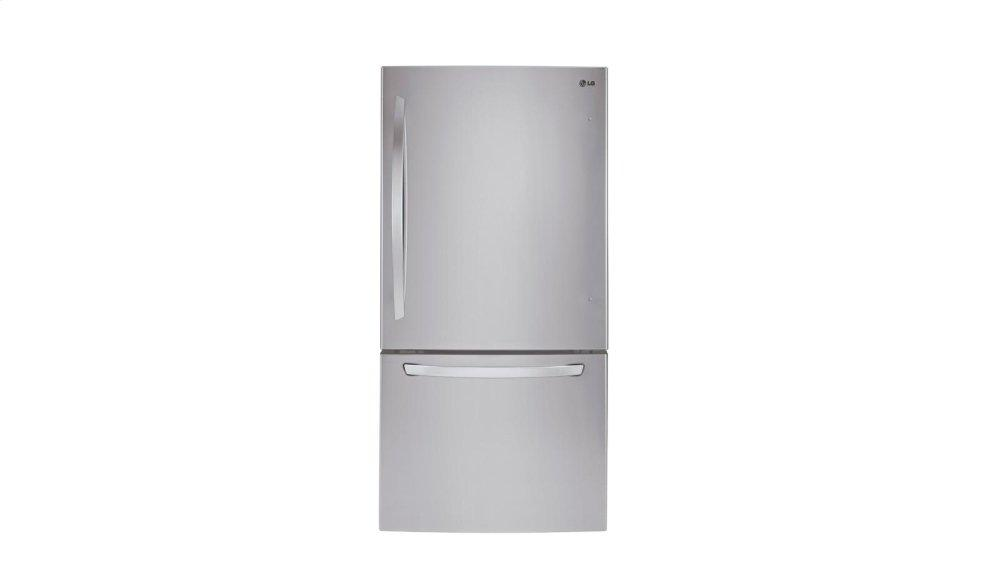 LG Appliances Bottom Freezer Refrigerators