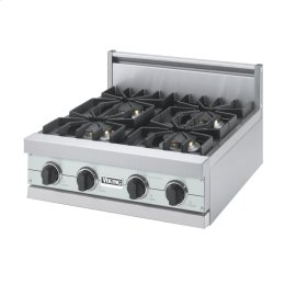 "Sea Glass 24"" Sealed Burner Rangetop - VGRT (24"" Wide, four burner)"