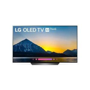 LG AppliancesB8PUA 4K HDR Smart OLED TV w/ AI ThinQ(R) - 55'' Class (54.6'' Diag)