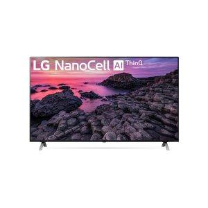 LG ElectronicsLG NanoCell 90 Series 2020 55 inch Class 4K Smart UHD NanoCell TV w/ AI ThinQ® (54.6'' Diag)