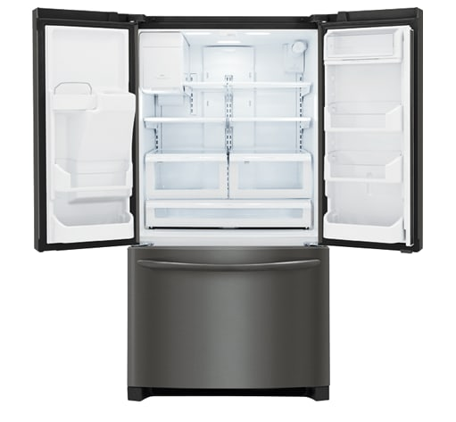 Attrayant Frigidaire Gallery 21.9 Cu. Ft. Counter Depth French Door Refrigerator