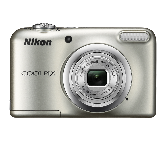 COOLPIX A10, Silver