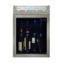 4-Bottle Wine Dispenser (Stainless)