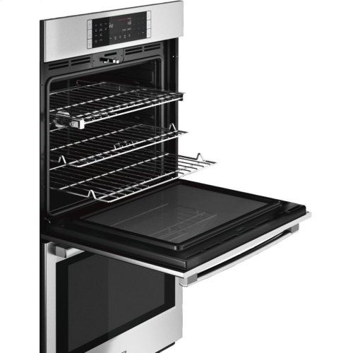 """800 Series 30"""" Double Wall Oven, HBL8651UC, Stainless Steel"""