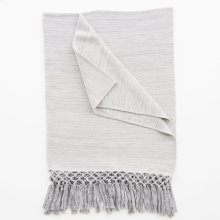 Aschlyn Throw - Light Grey