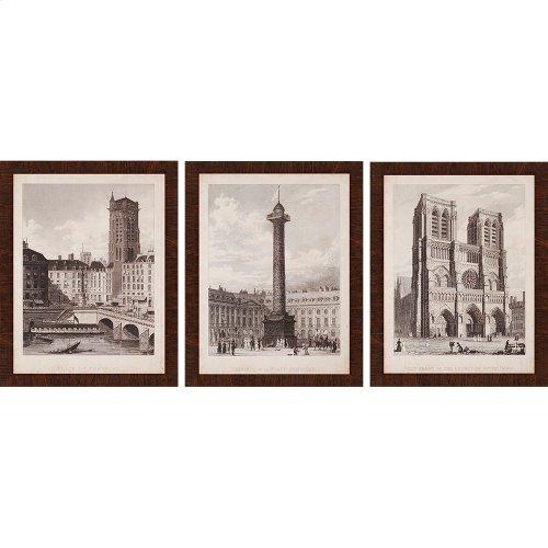 French Landmarks II Pk/3