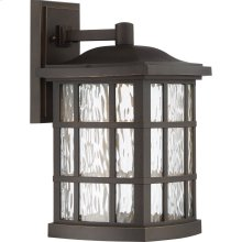 Stonington LED Bronze Outdoor Lantern