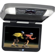 10 inch widescreen LED backlit monitor / DVD player with built-in dome lights