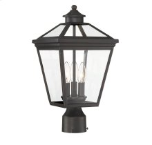 Ellijay Post Lantern