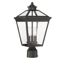 Ellijay Post Lantern