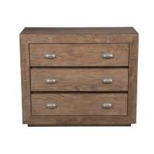 Three Drawer Acnt Strg Chest