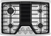 "30"" Gas Downdraft Cooktop"