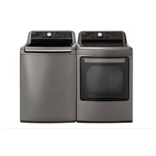 7.3 cu.ft. Smart wi-fi Enabled Electric Dryer with TurboSteam
