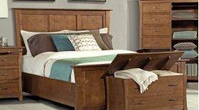 * Floor Model * Grant Park Queen Bedroom Group
