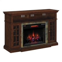 Lakeland TV Stand with Electric Fireplace