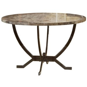 Hillsdale FurnitureMonaco Dining Table Top - Ctn B - Faux Marble Top Only