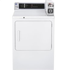 GE® 7.0 Cu. Ft. Capacity Coin-Operated Electric Dryer