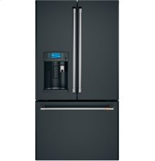 Café ENERGY STAR ® 27.8 Cu. Ft. French-Door Refrigerator with Keurig ® K-Cup ® Brewing System