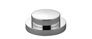 Drain pop-up drain set for deck-mounted installation 1 1/4 - chrome