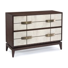 Allegro Two-Drawer Wide Chest