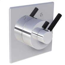 Zu single lever pressure balance trim only, to suit M1-4100 rough