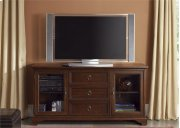 TV Console - 64 Inch - Cherry Product Image