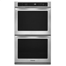27-Inch Convection Double Wall Oven, Architect® Series II - Stainless Steel