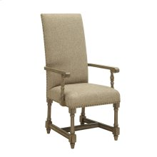 2 Pk Dining Arm Chair