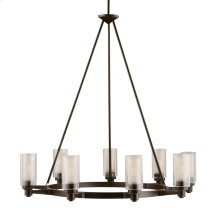 Circolo Collection Circolo 9 Light Chandelier - OZ