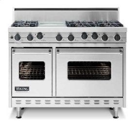 "48"" Open Burner Commercial Depth Range - VGRC"