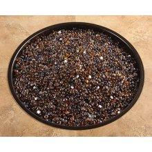 Amber Glass Gems Kit