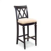 Splat Back Uph. Barstool Product Image
