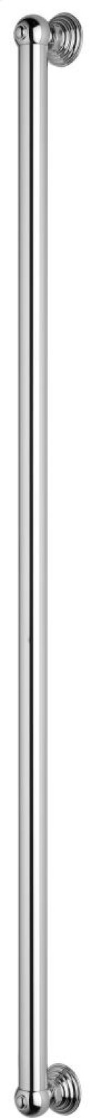 "Polished Chrome 42"" Decorative Grab Bar Product Image"