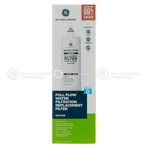 GE® GXULQR Full Flow Replacement Water Filter