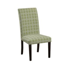 Lime Parson Chair