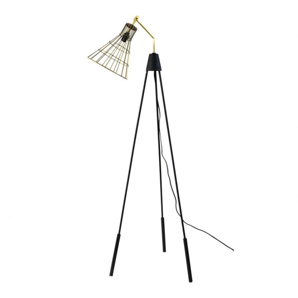 Antonello Floor Lamp Gold