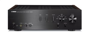 A-S2000 Black Natural Sound Stereo Amplifier