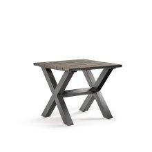 Kingston X-Base End Table