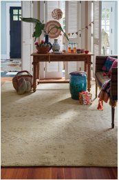 Barletta Wheat Hand Knotted Rugs