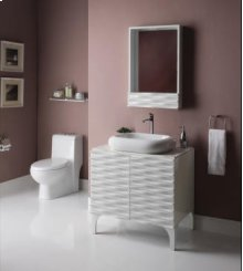 Sophia (tm) 30-inch Vanity With Countertop