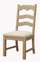 Ladderback Side Chair Uph Seat Set Up Product Image