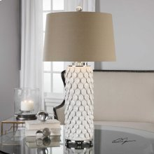 Calla Lillies Table Lamp
