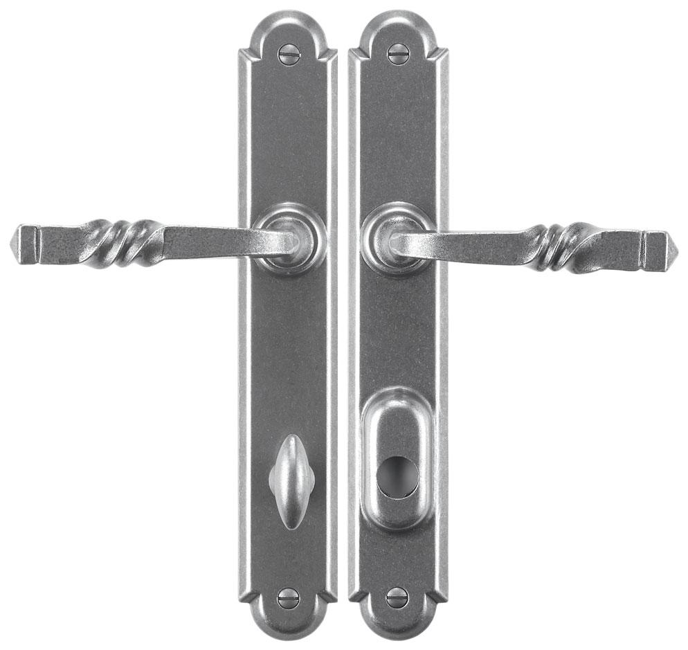 Multipoint System Set - Single cylinder trim set / 92mm c.c. w/o mechanism