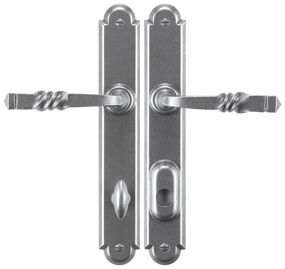 Multipoint System Set - Single cylinder trim set without mechanism